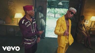 Stokley Kidi video thumbnail - American Singer , Stokley Links Up With Ghana's KiDi For 'Woman'