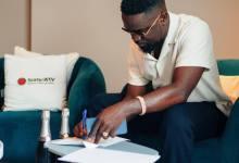 sarkodie sony music - Sarkodie signs publishing deal with Sony Music Publishing UK