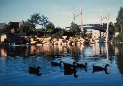 Bridge at Arapahoe Lake