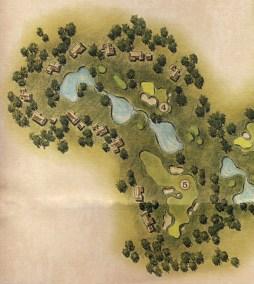 Cabin Cluster Plan