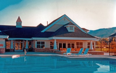 Harris Ranch - Pool
