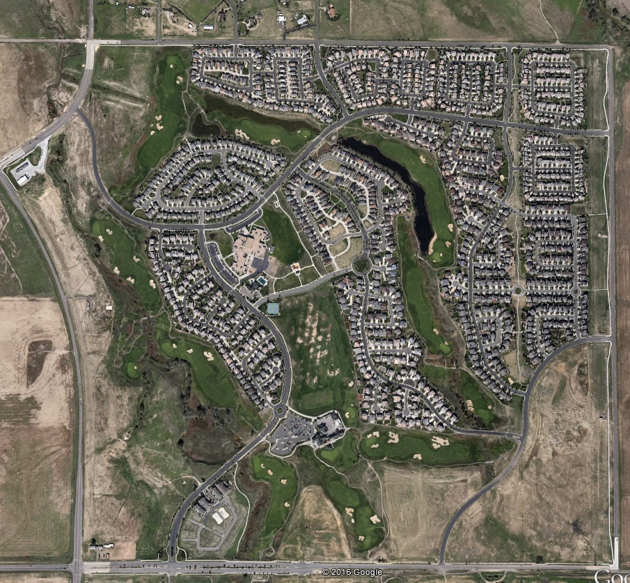 Murphy Creek Aerial