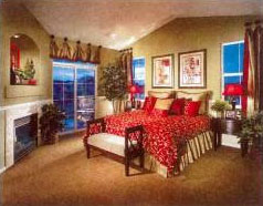 Townhomes - Bedroom