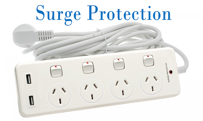 Power Surge Protection Board