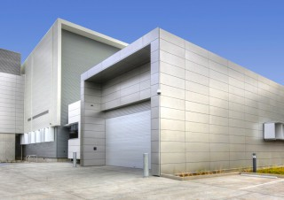 Architectural Photography Sydney – NSW Art Museum Storage Facility