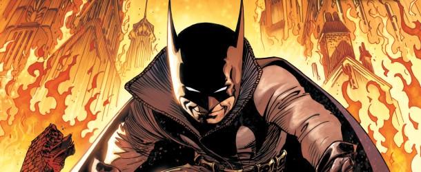 Batman and Robin Annual #1 New 52 DC Comics Damian Wayne Andy Kubert Cover