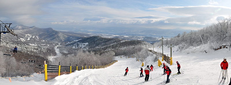 Image result for massanutten resort skiing""