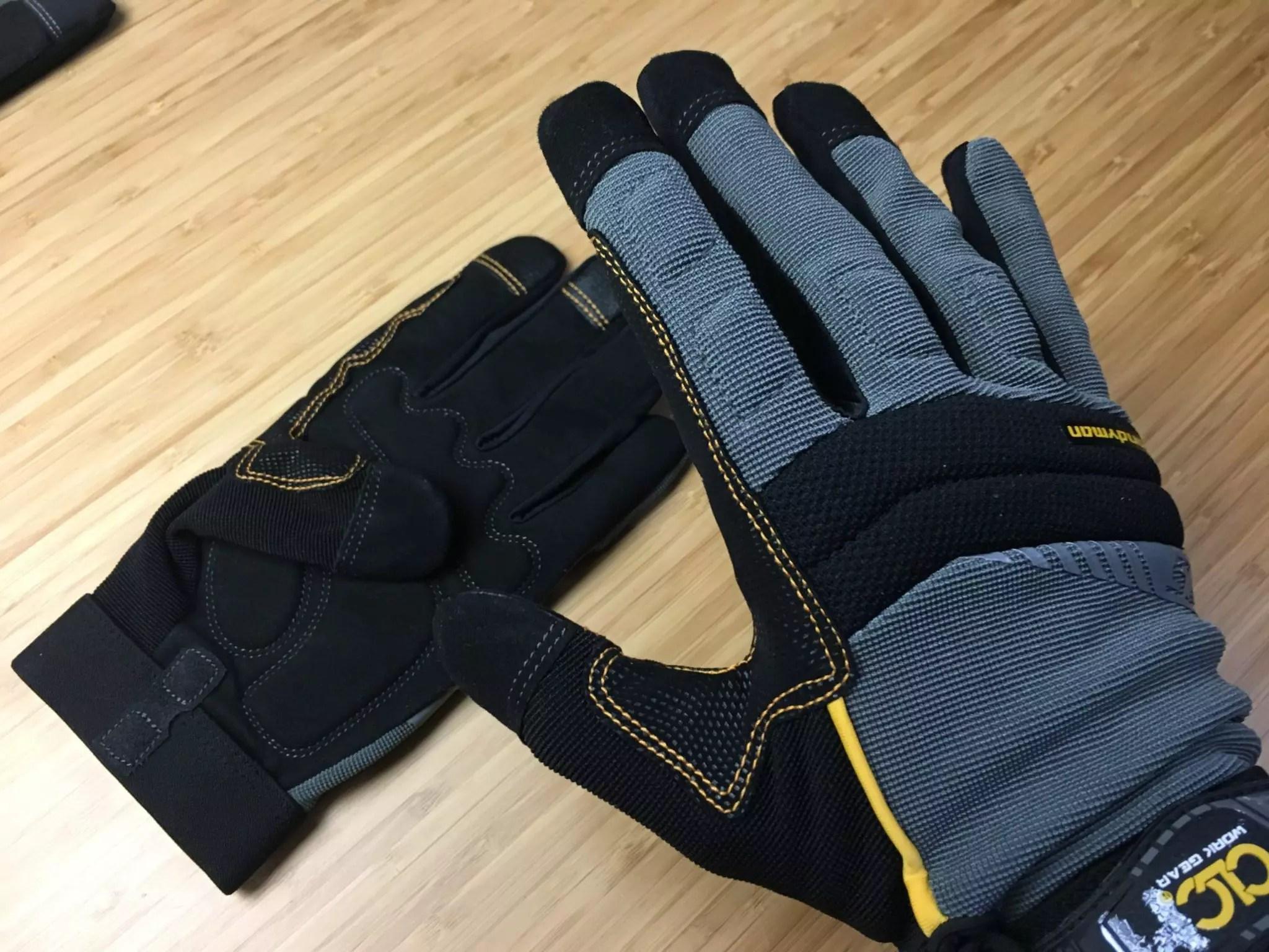 New Glove Day!