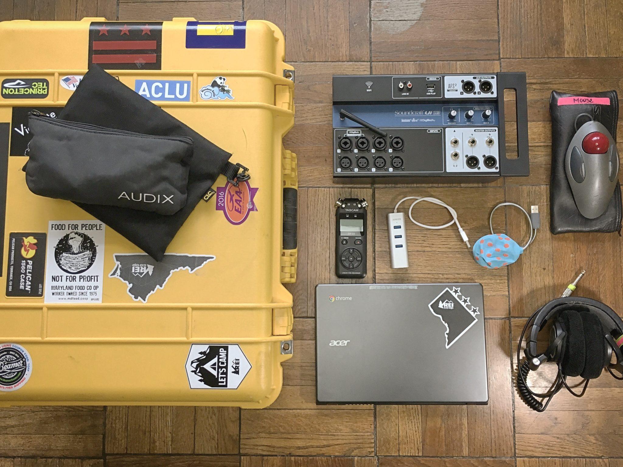 Soundcraft Ui-12 Review