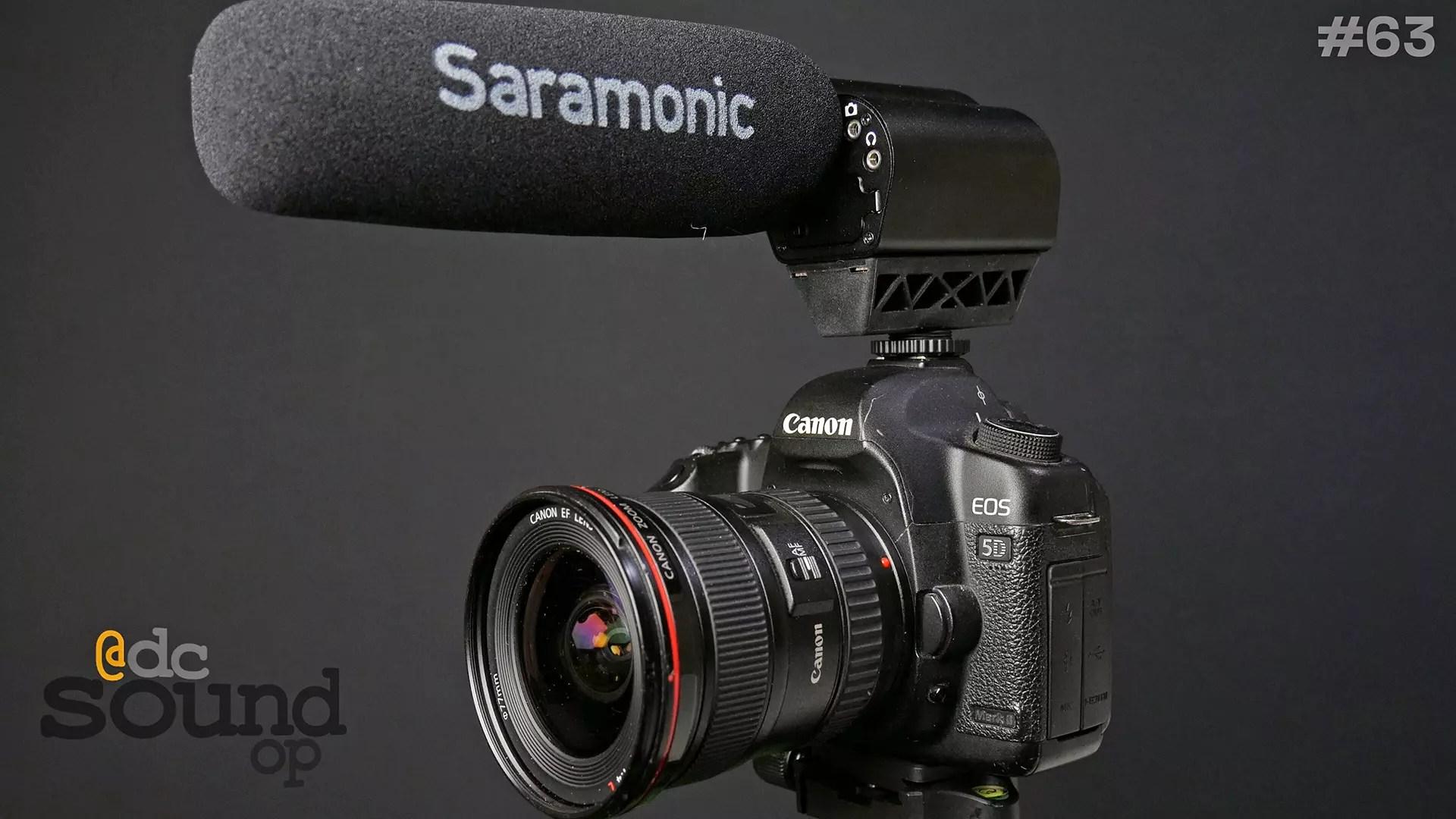 Saramonic Vmic Pro Review
