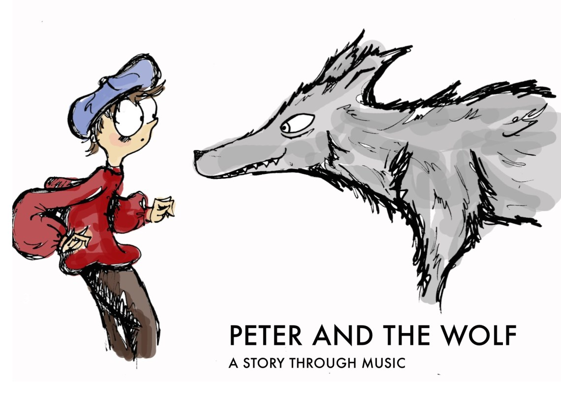 Peter and the Wolf by Dallas Chamber Symphony