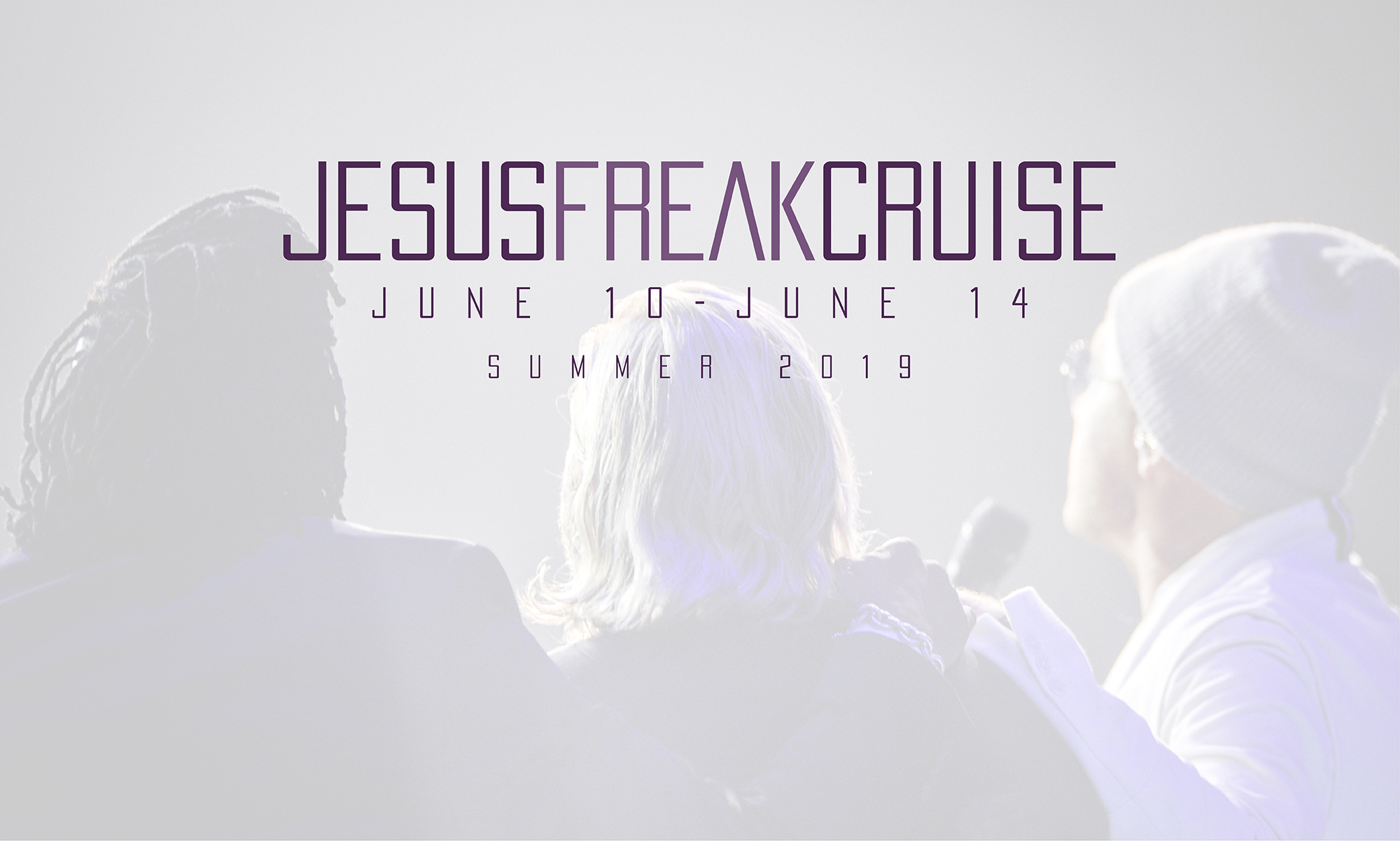 DC Talk - Jesus Freak Cruise 2019