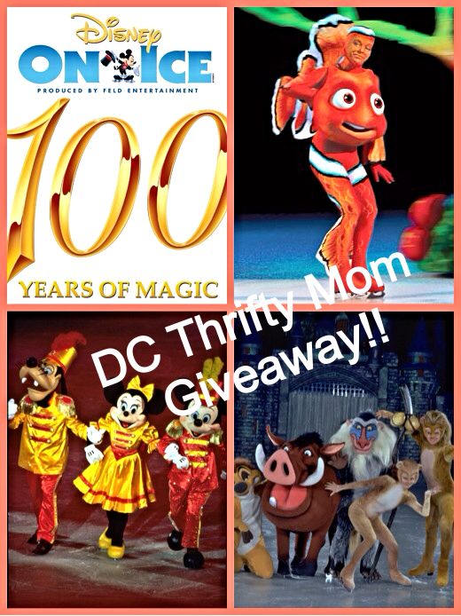Disney On Ice 100 Years Of Magic Giveaway