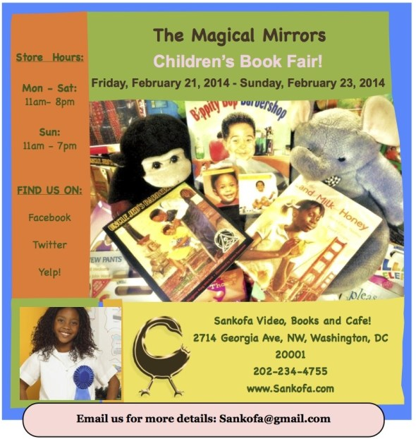 The Magical Mirrors Children's Book Fair