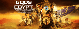 GODS OF EGYPT see it first banner
