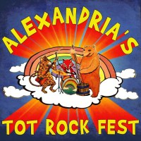 Alexandria's Tot Rock Festival - May 14 2016