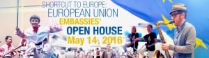 European Union Embassies' Open House 2016