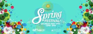 Spring Fest at Cathedral Commons