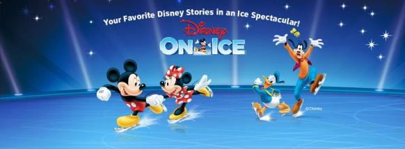 Disney On Ice - Banner