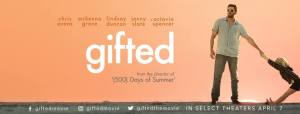 Gifted Movie -Banner