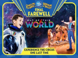 Ringling Bros. Out of this World - Final Farewell