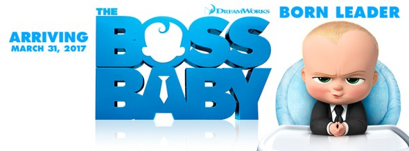 The Boss Baby - Banner