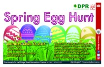 DPR - Ridge Road Egg Hunt 2017