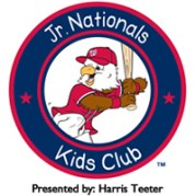 Nationals - Jr. Nationals Kids Club Logo