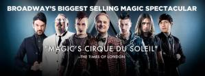 THE ILLUSIONISTS - Banner