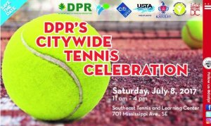 DPR Citywide Tennis Celebration 2017