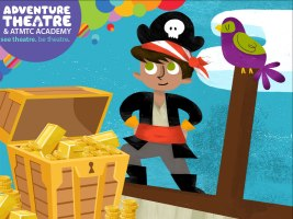 Adventure Theatre - How I become a Pirate