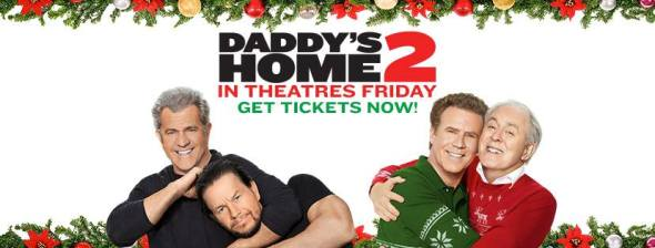 Daddy's Home 2 - FB Banner