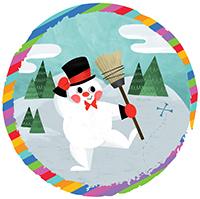Frosty the Snow Man - Adventure Theatre MTC Logo