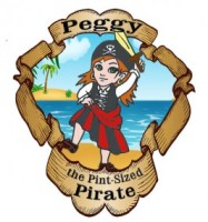 Peggy the Pint-Sized Pirate