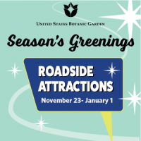 USBG - Season's Greenings Roadside Attractions