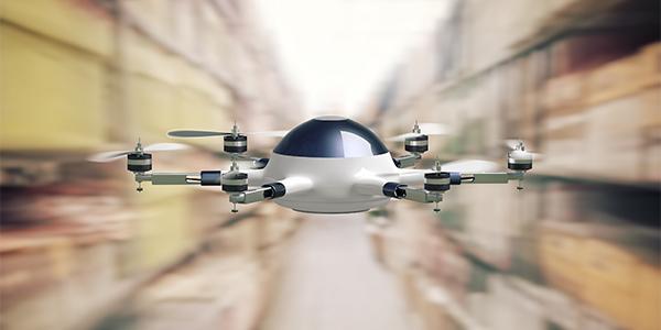 Drones prepare to swarm the DC