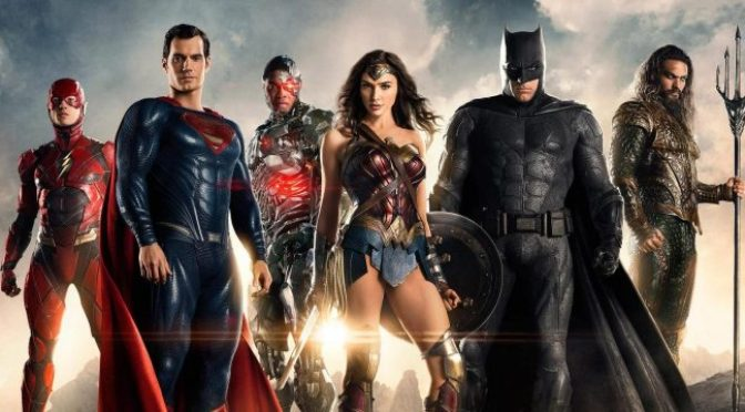 The Justice League Official Website