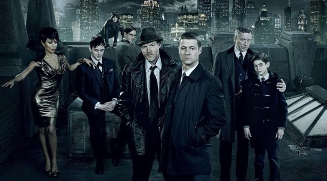 Gotham – Why is it my favourite in the DC Universe?
