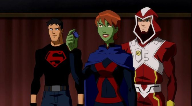 Young Justice : Teenage Kicks Again