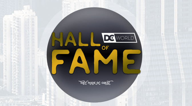 ANNOUNCEMENT: DCWorld Hall of Fame
