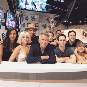 Gotham Team at SDCC