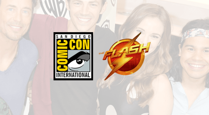 SDCC : The Flash Panel Recap