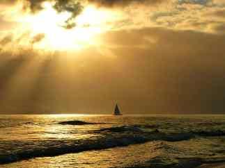 Barbados Sonnenuntergang