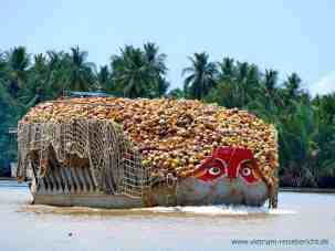 Frachtschiff Vietnam Reosebericht