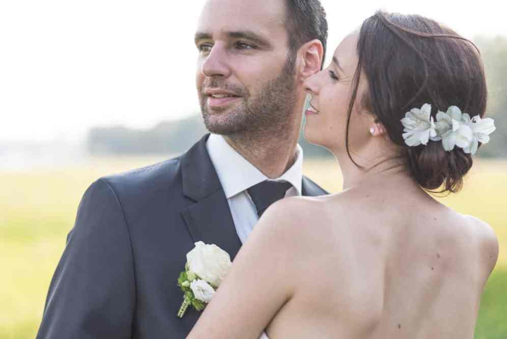 Glücklich verheiratet - Fotos von der Hochzeit