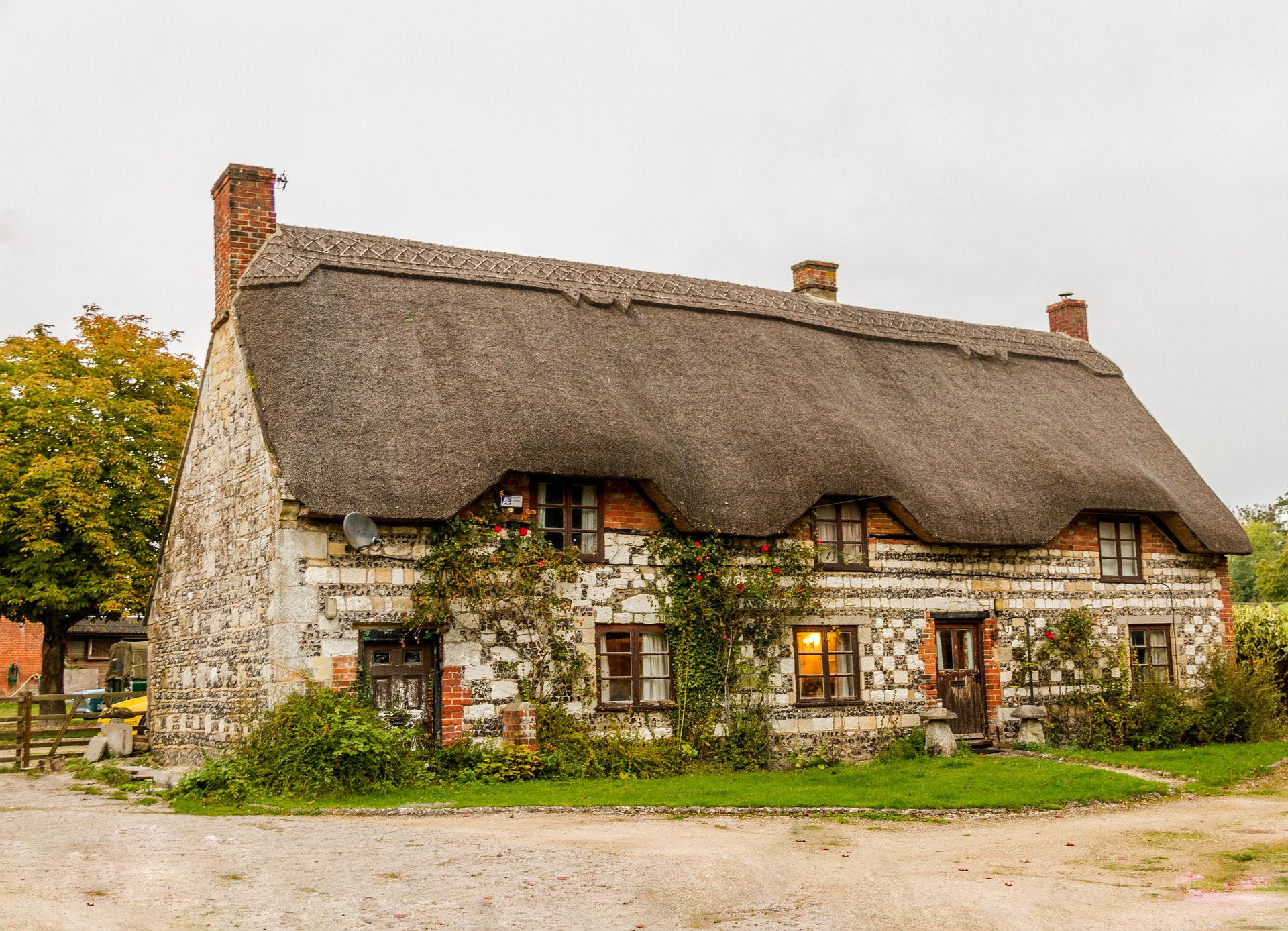 Is a Thatched Roof Property Suitable If You Have a Disability?