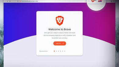 Photo of أكثر من 15 مليون شخص يستخدمون متصفح (Brave) كمتصفح رئيسي