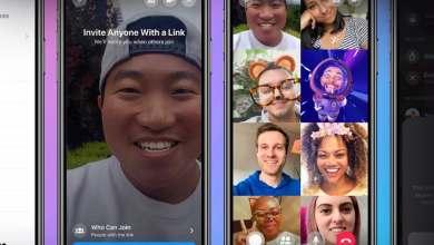 Photo of فيس بوك تُبسّط إدارة Messenger Rooms وتُدخل الخلفيات المخصصة