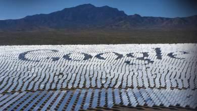 Photo of جوجل تريد استخدام الطاقة المتجددة فقط