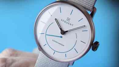 Photo of الساعة الذكية الأولى في العالم التي لا تحتاج لإعادة شحن